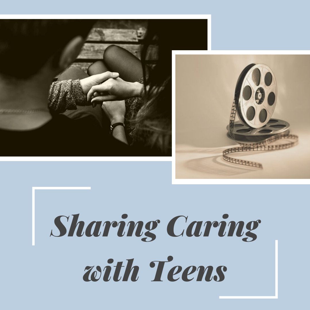 Sharing Caring with Teens