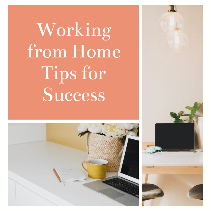Working from Home-  Tips for Success