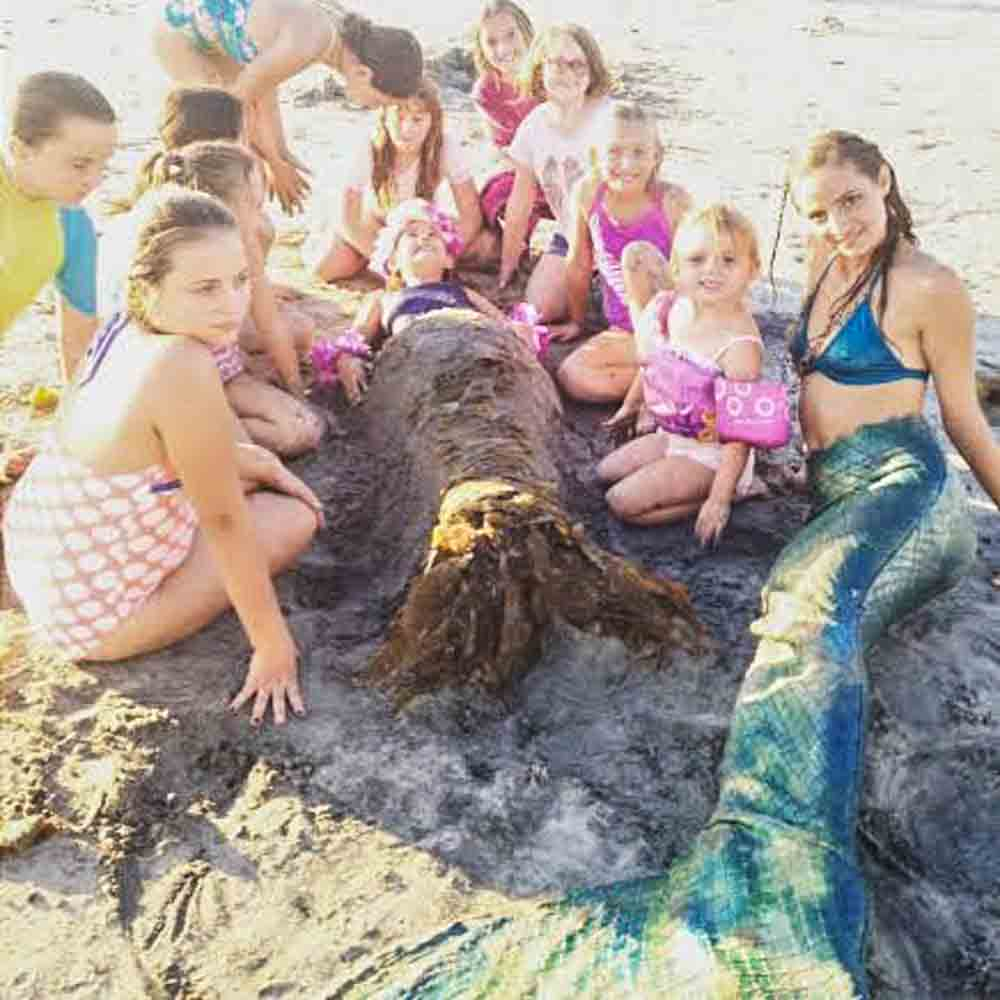 Mermaid Adventures: Swim With a Mermaid at Your Child's Next Party