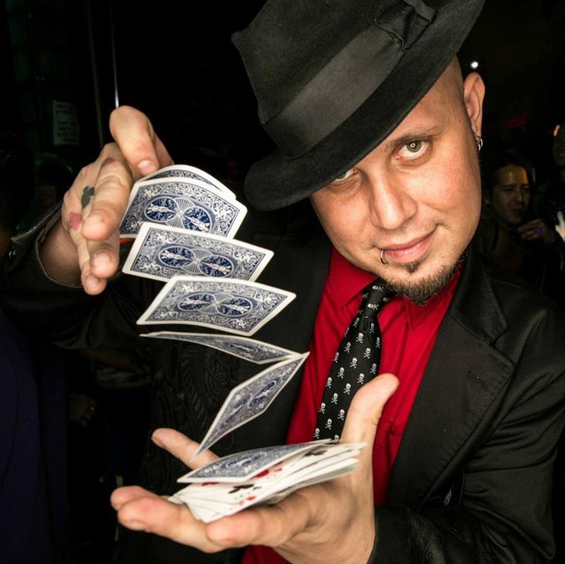 Card Manipulation Corporate Entertainment
