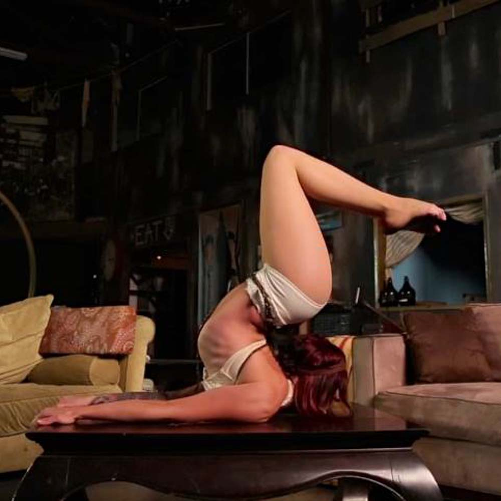 Circus Contortionist