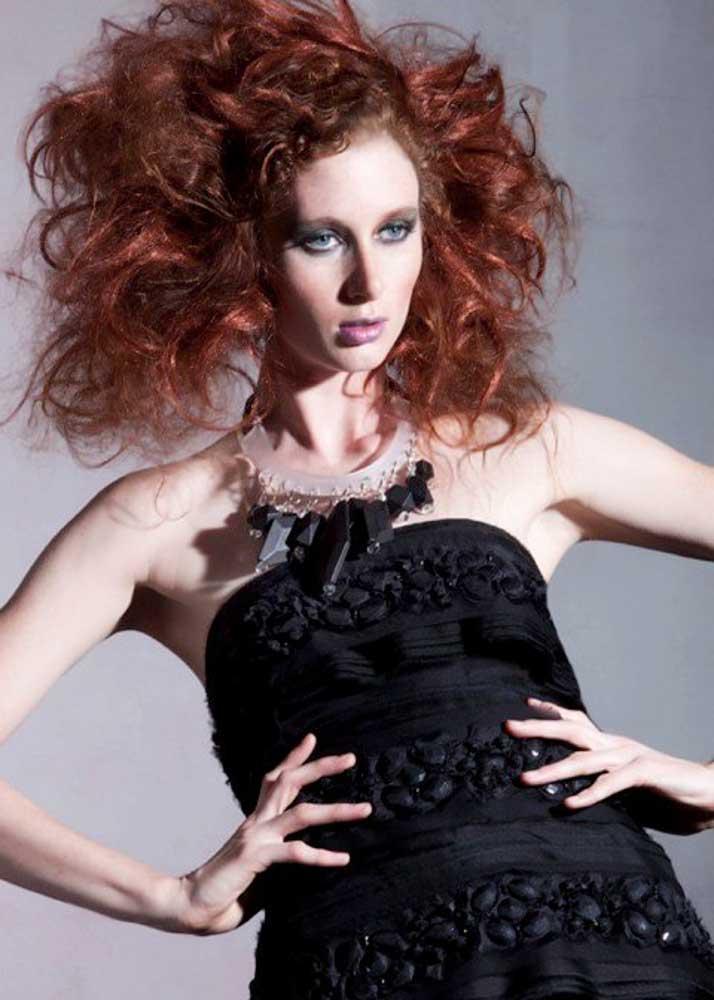 Fashion Model Unique
