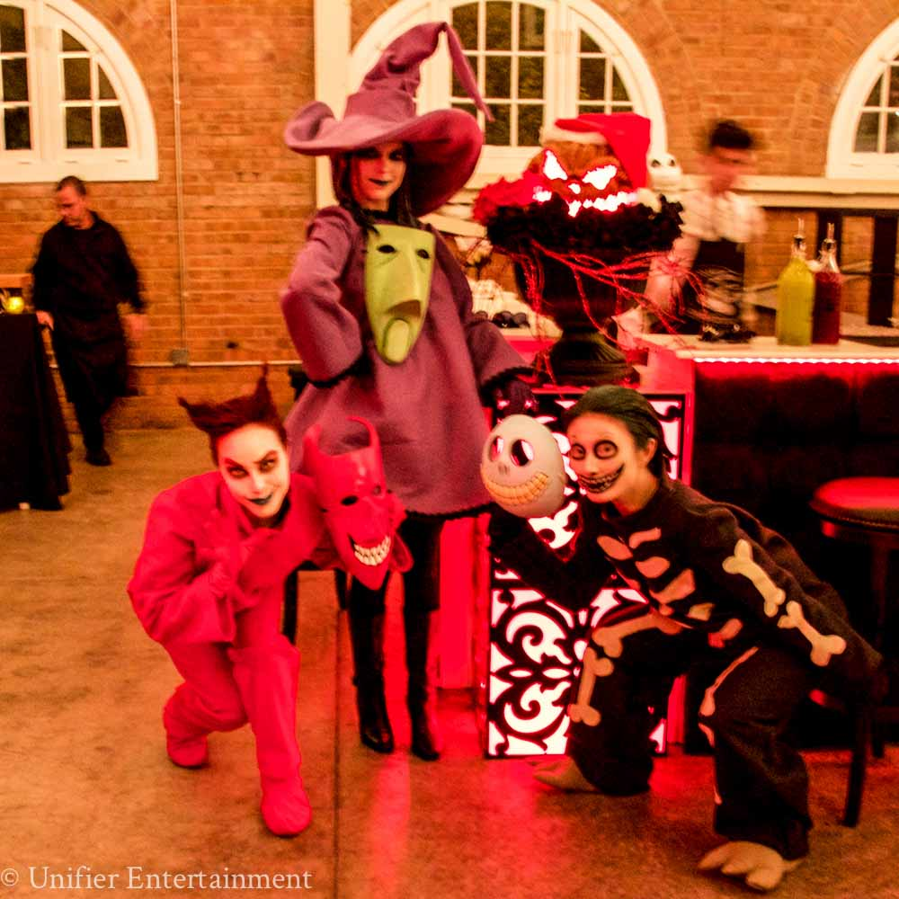 Lock Shock Barrel Costume
