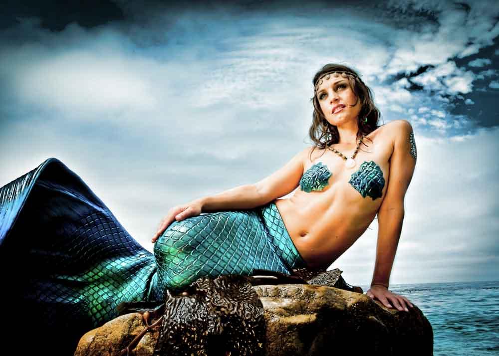 Mermaid San Diego