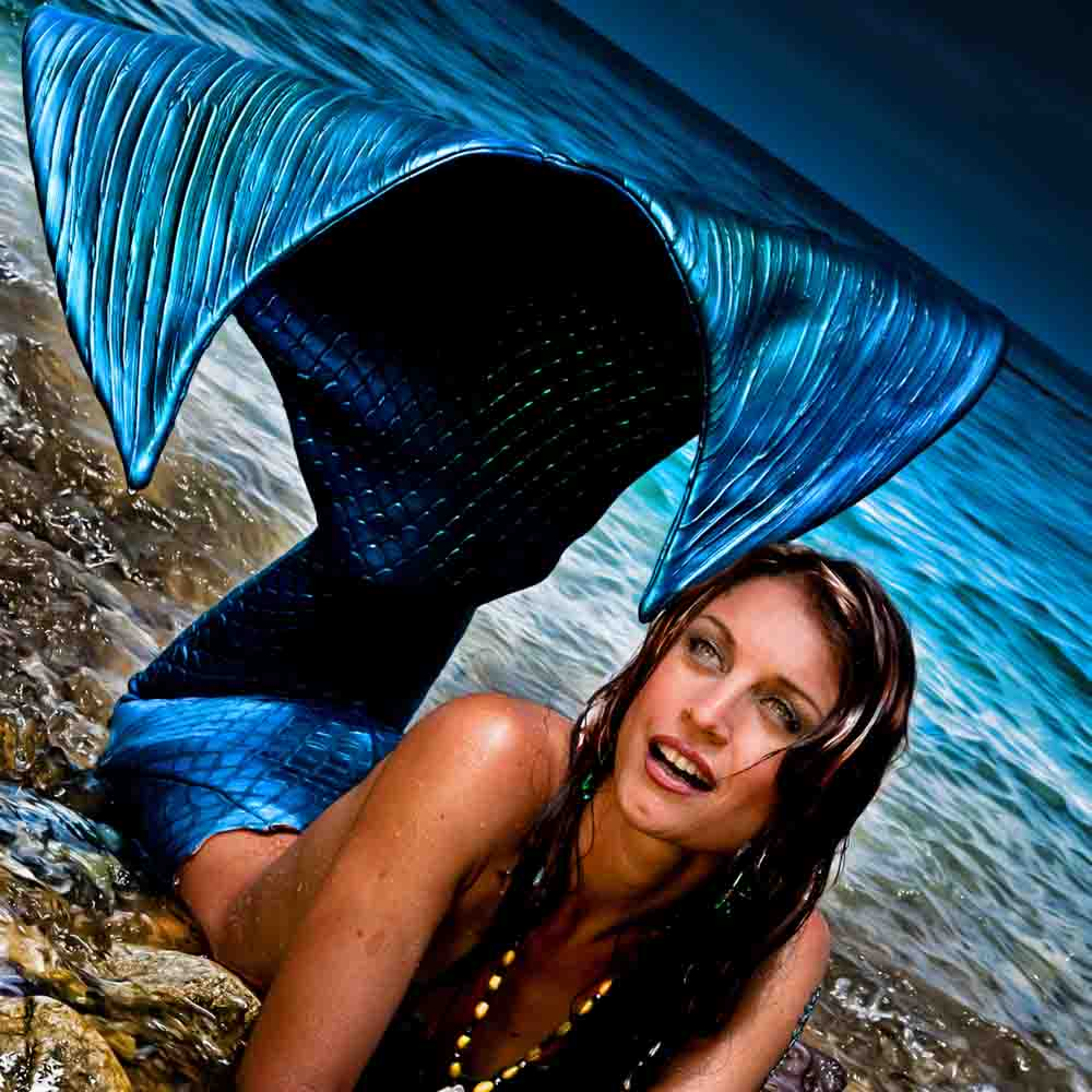 Mermaid Up Close