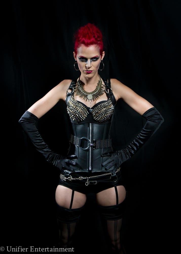 Monster Guardian Actress