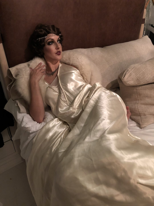 1920s Character Actress