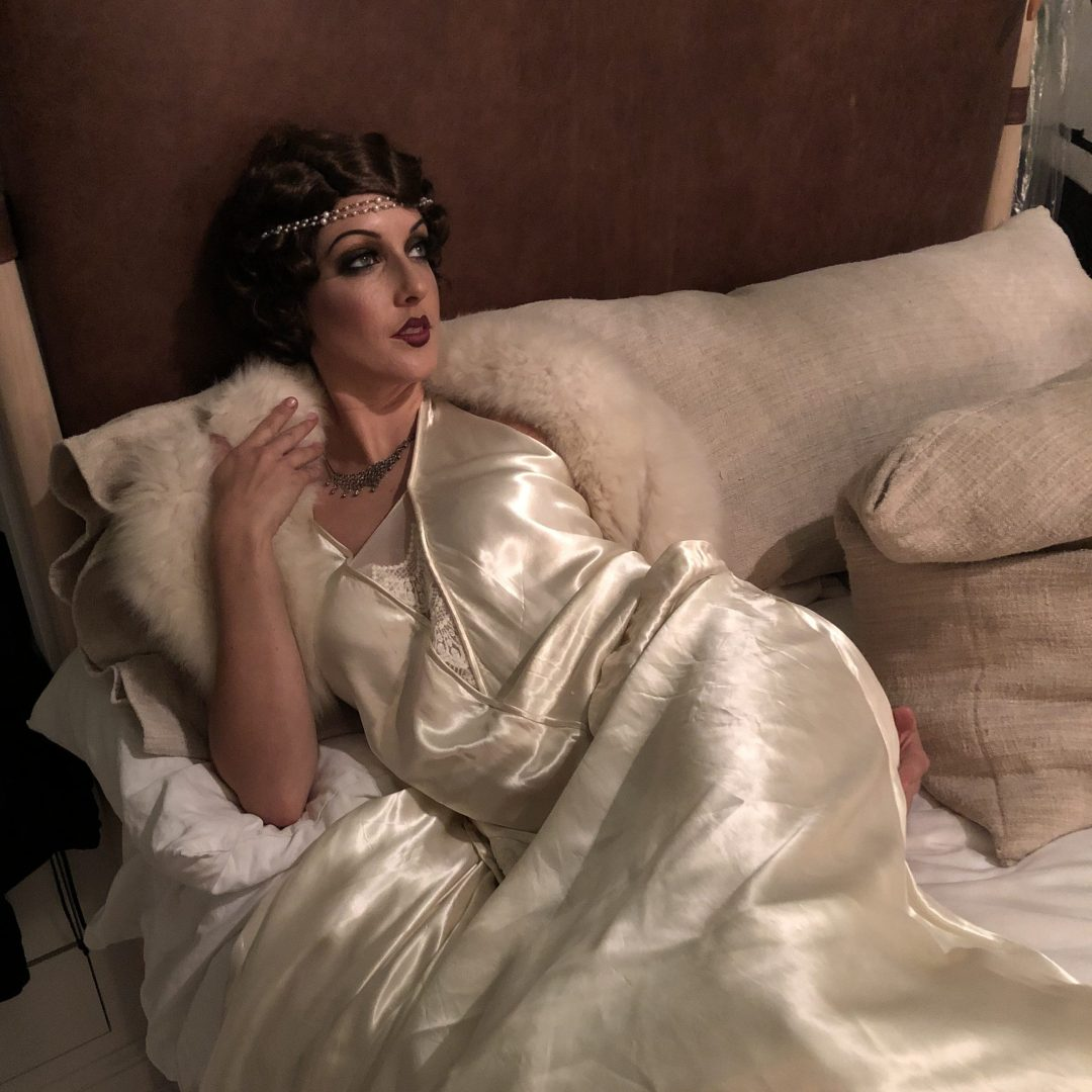1920s Character Actress