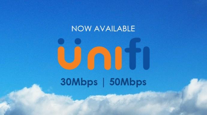 Upload Speed Enhanced UniFi Advance Plan