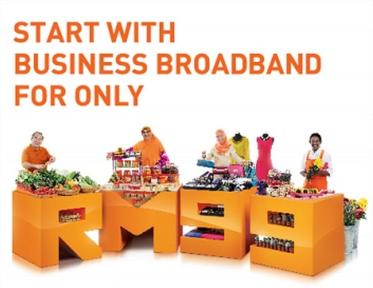 Streamyx SOHO Starter, Streamyx Business Package, Streamyx Biz, Streamyx Business Plan
