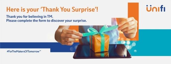 TM ThankYouSurprise