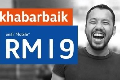 unifi mobile RM19
