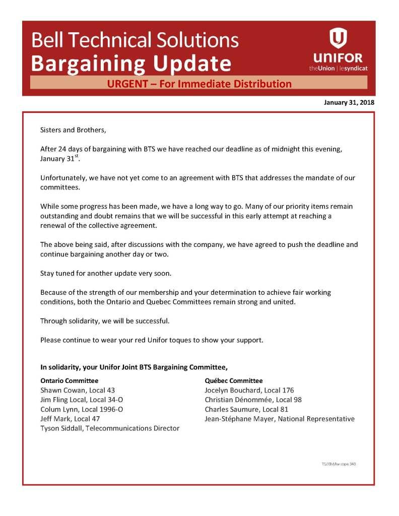 January 31 BTS Bulletin 2018 ENG