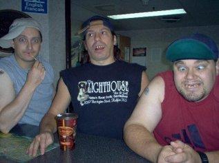 Cletus, Billy Bob & Wilbur