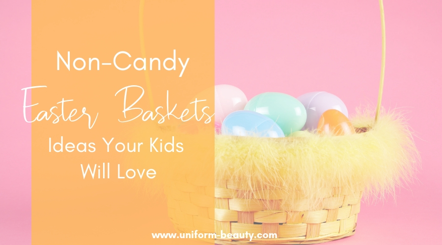 Non-Candy Easter Basket Ideas Your Kids Will Love