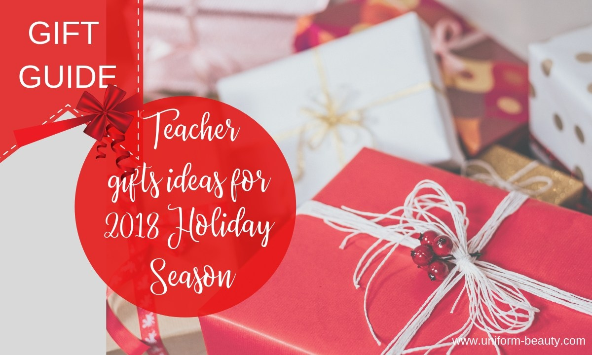 Teachers Christmas Gifts