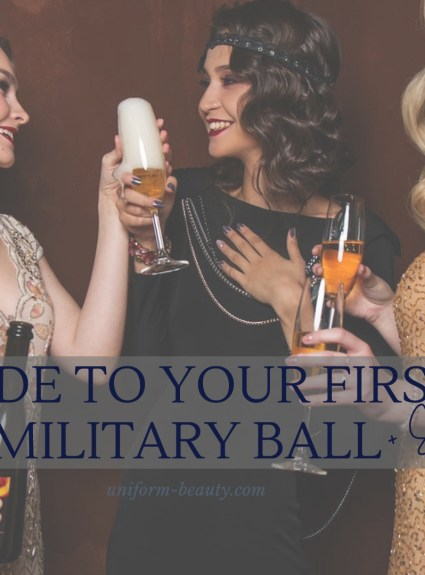 Guide to your First Military Ball+ Shop for Gown under $100