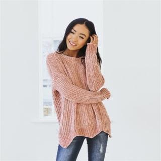Vanessa Scallop Sweater