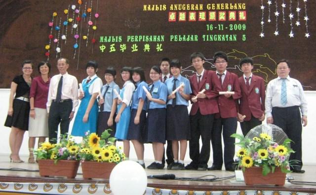 瓜拉庇勞中華國民型中學4