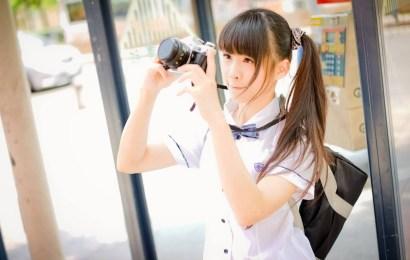 相機女孩 x 長榮高中 攝影: 小胖