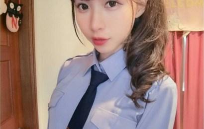 剛考上警特的未來女警