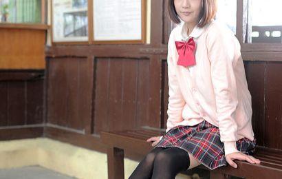 [台中]郁米莉:日系JK制服 攝影: 吳昭隆