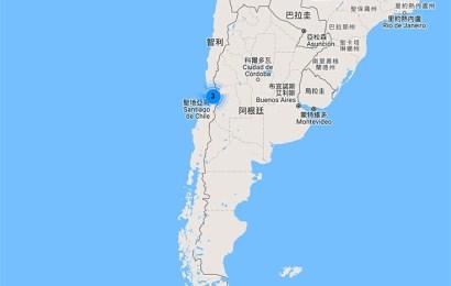 [網站開發] 智利制服地圖上線