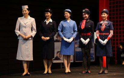 JAL 歷代制服