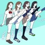 日本女高中生制服 20 年史,一起來看看流行文化的演進