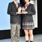 2021 日本最適合制服女高中生大獎比賽結果出爐,是來自千葉縣的竹內詩乃