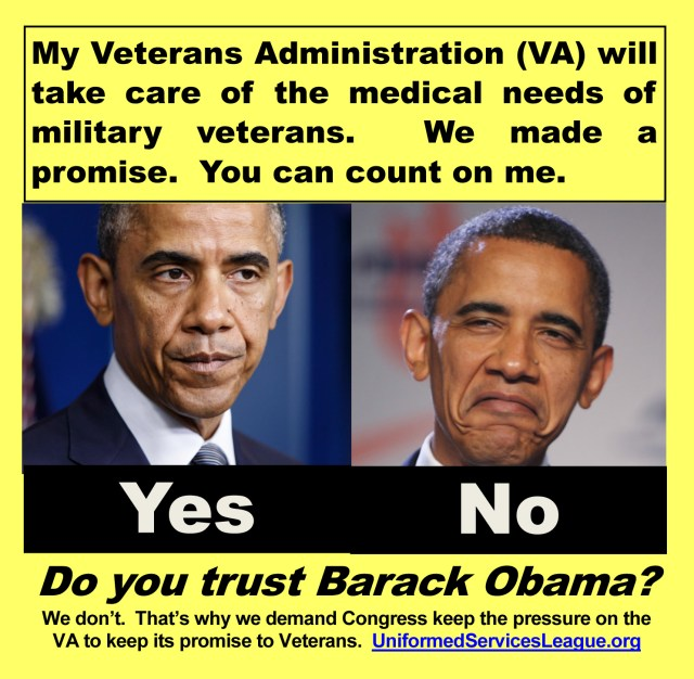 This sums up why the VA Accountability Act proposed by Congressman Jeff Miller should be enacted by Congress.