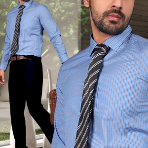 Blue-Color-Mens-Lining-Uniform-Shirt-Trousers-Set-For-Hospital-Staff