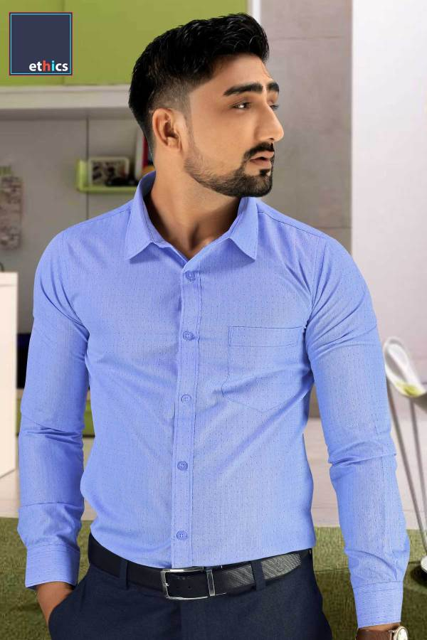 Blue-Dotted-Uniform-Shirts-for-Industrial-Workforce-Z-615052-N