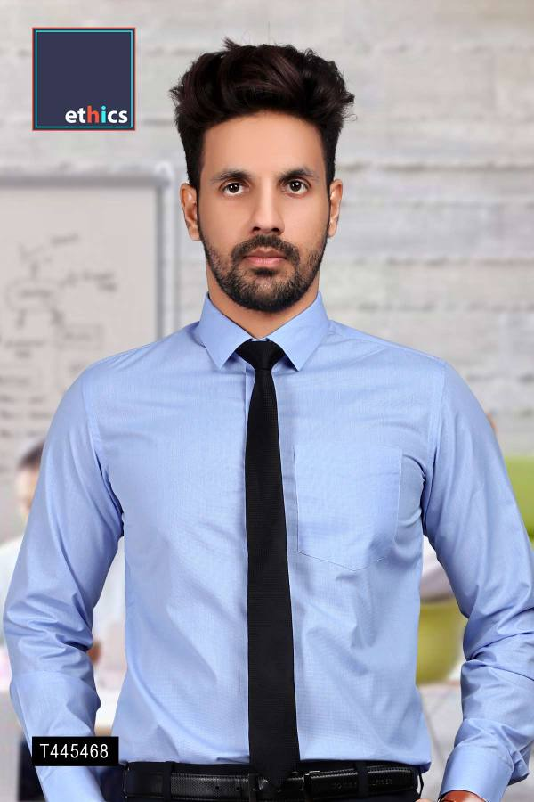 Light-Blue-Plain-Uniform-Shirts-for-Office-Staff-T-445468