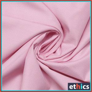 Pink-Micro-Stripes-Mens-Uniform-Shirts-Fabrics-for-Corporate-Office-MS-93001