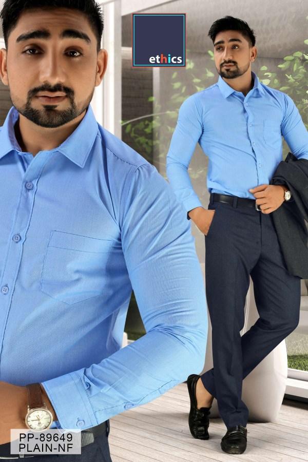 Solid-Blue-Corporate-Uniform-Shirts-Trousers-Set-S-445912-1