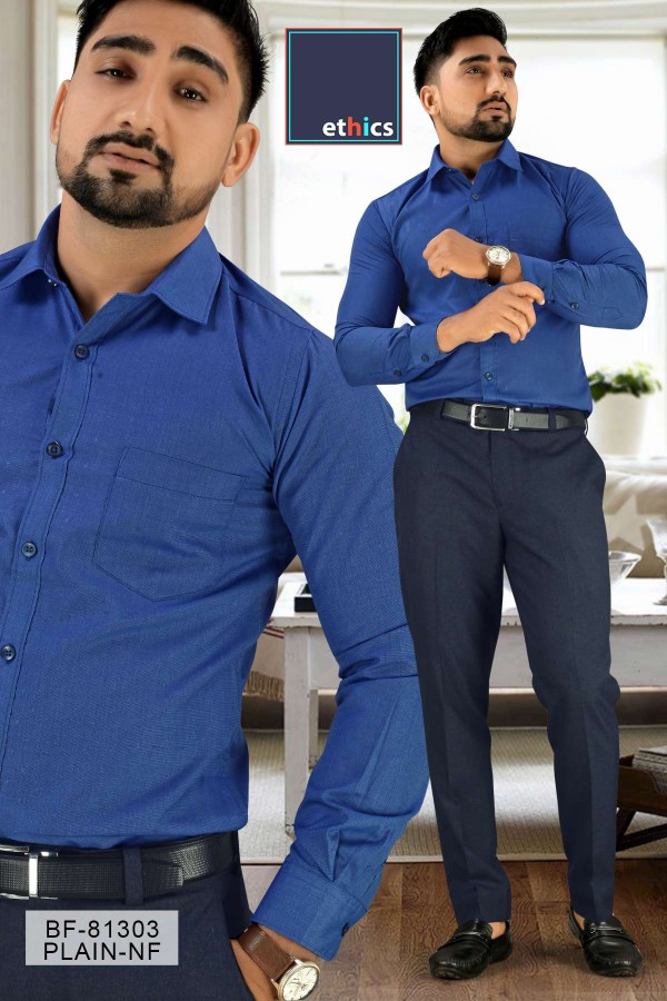 Solid-Blue-Mens-Formal-Uniform-Shirt-Trousers-Set-for-Corporate-Uniforms-BF-81303-1