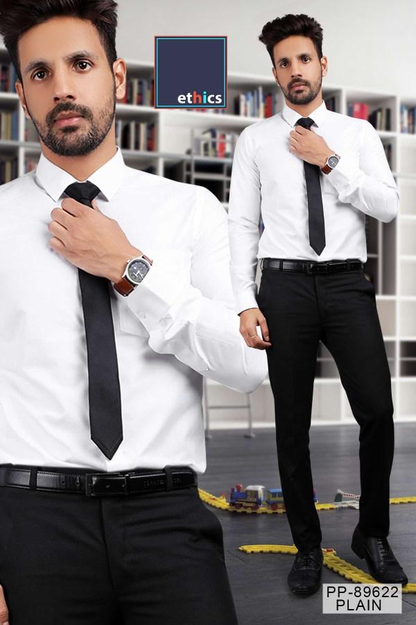 White-Men's-Formal-Readymade-Uniform-Shirt-Trousers-Set-PP-89622