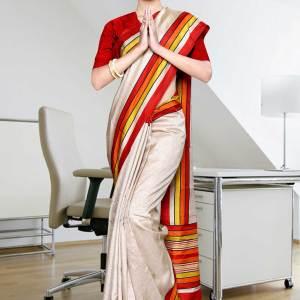 beige-orange-border-tripura-cotton-uniform-saree-330-17