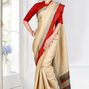 beige-red-tripura-cotton-uniform-saree-163-15