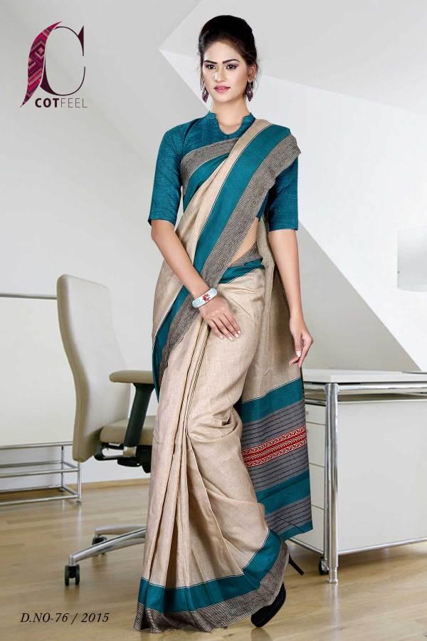blue-and-beige-tripura-cotton-uniform-saree-appsave-76-15