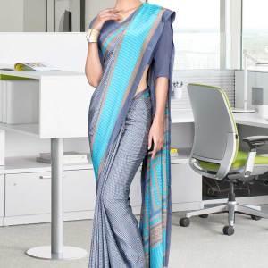 blue-and-blue-italian-crepe-silk-handloom-uniform-saree-496