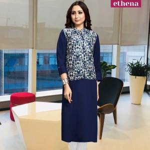 blue-and-white-ethnic-workwear-for-corporate-offices-1506