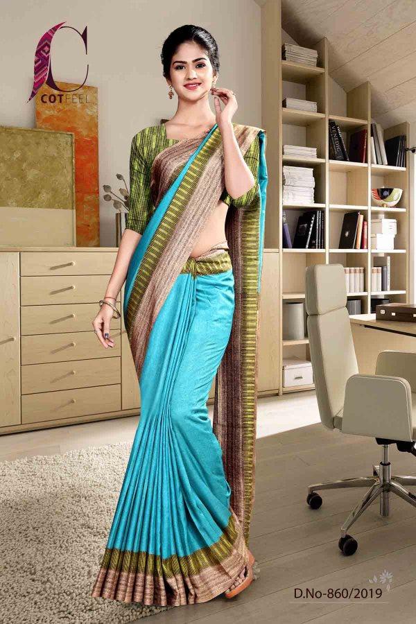 green-and-blue-fancy-school-uniform-saree-860-19