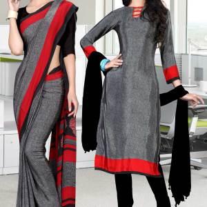 grey-and-black-italian-crepe-silk-fancy-uniform-saree-salwar-combo-480-619