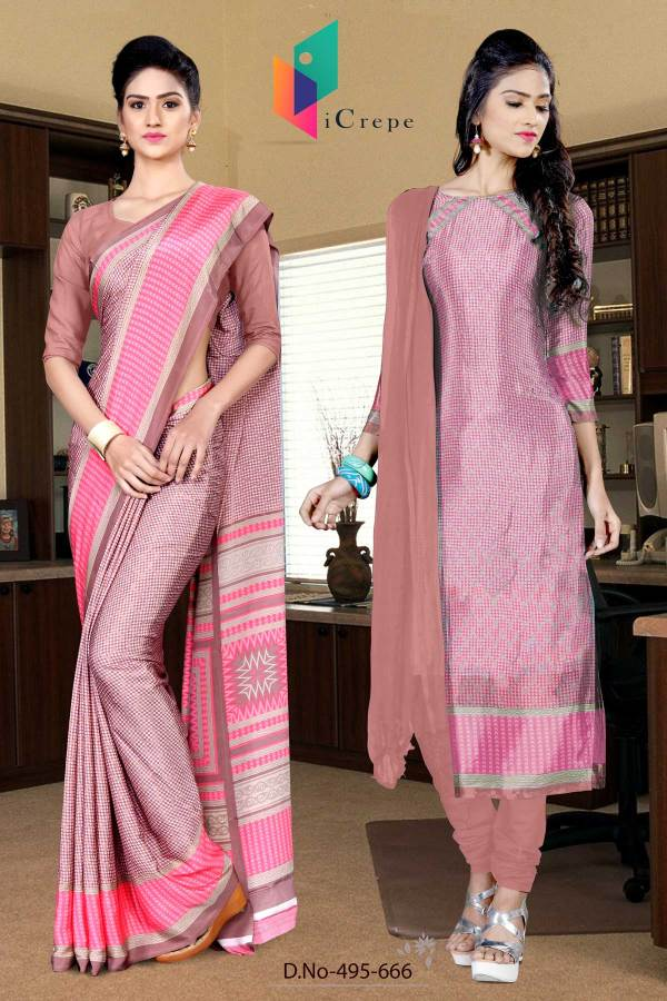 pink-and-pink-italian-crepe-silk-institute-uniform-saree-salwar-combo-495-666