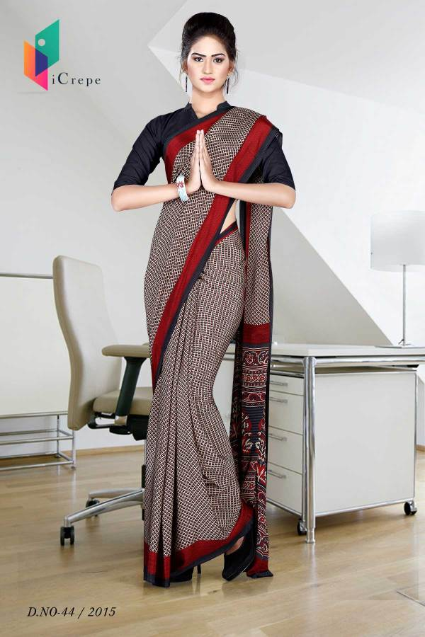 red-and-black-italian-crepe-uniform-saree-44-15
