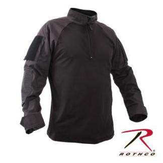 Rothco 1/4 Zip Military Fire Retardant NYCO Combat Shirt 99010
