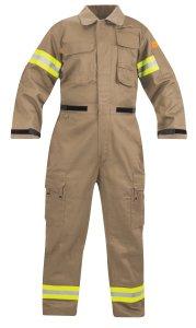 PROPPER Extrication Suit - F5141 - Khaki 02