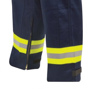 PROPPER Extrication Suit - F5141 - Navy - Adjustable Cuff